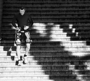 stairs - down